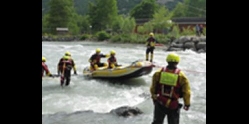 Inondation flood rescue